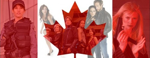 Séries canadenses