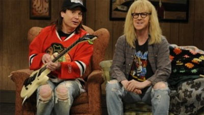 Saturday Night Live - Dana Carvey/Linkin Park