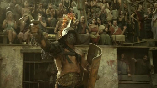 Spartacus: Gods of the Arena - Past Transgressions