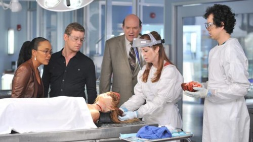Body of Proof - Mind Games