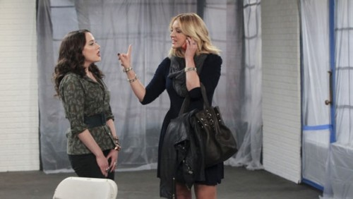 2 Broke Girls - And the New Boss