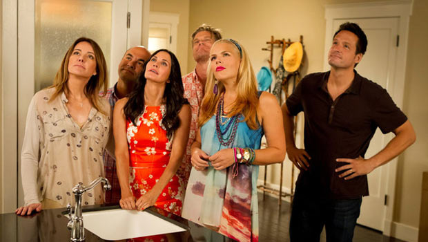Cougar Town - Blue Sunday