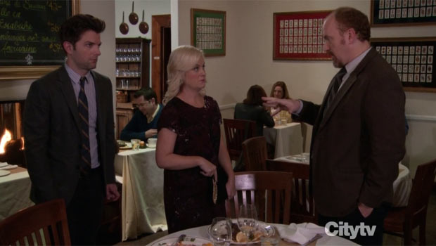 Parks and Recreation - Dave Returns