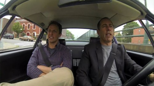 Comedians in Cars Getting Coffee - Temporada 2. Episódio 5