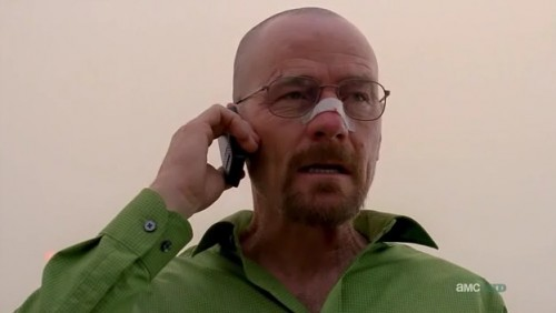 Breaking Bad - Face Off