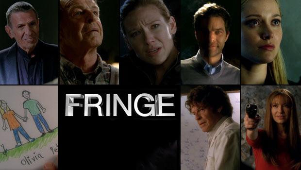 Fringe - Top 10 Episódios