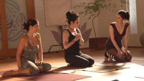 Surtadas na Yoga. Foto MOVA Filmes/Divulgação GNT